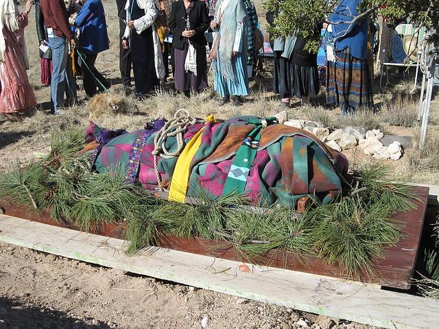 rituales funebres