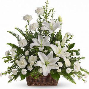 Envio centro funeral entrega