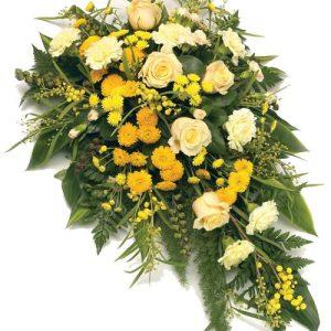 Envio de palma funeral calor